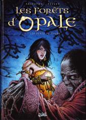 Les forêts d'Opale -7- Les Dents de pierre