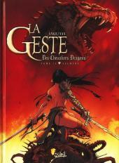 La geste des Chevaliers Dragons -13- Salmyre