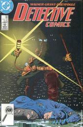 Detective Comics (1937) -586- Detective comics : batman
