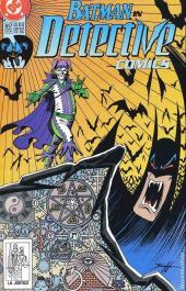 Detective Comics (1937) -617- Detective comics : batman