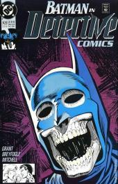 Detective Comics (1937) -620- Detective comics : batman