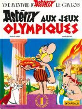 Astérix -12a95- Astérix aux jeux olympiques
