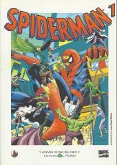 Grandes héroes del cómic -1- Spiderman 1