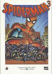 Grandes héroes del cómic -3- Spiderman 3