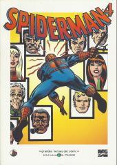 Grandes héroes del cómic -4- Spiderman 4