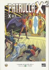 Grandes héroes del cómic -9- Patrulla-x 2