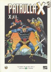 Grandes héroes del cómic -10- Patrulla-x 3