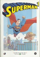 Grandes héroes del cómic -11- Superman 1