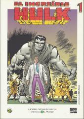 Grandes héroes del cómic -14- El increíble hulk 1