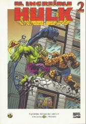 Grandes héroes del cómic -15- El increíble hulk 2
