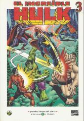 Grandes héroes del cómic -16- El increíble hulk 3