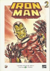 Grandes héroes del cómic -18- Iron man 2