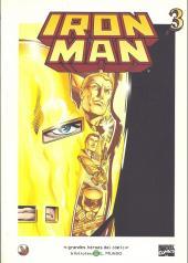 Grandes héroes del cómic -19- Iron man 3