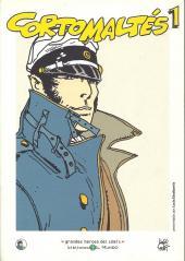 Grandes héroes del cómic -20- Corto maltés 1