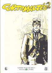 Grandes héroes del cómic -21- Corto maltés 2