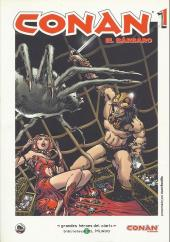 Grandes héroes del cómic -23- Conan el bárbaro 1