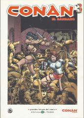 Grandes héroes del cómic -25- Conan el bárbaro 3