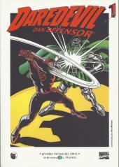 Grandes héroes del cómic -26- Daredevil (dan defensor) 1