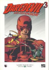 Grandes héroes del cómic -28- Daredevil (dan defensor) 3