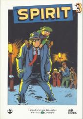 Grandes héroes del cómic -31- The spirit 3