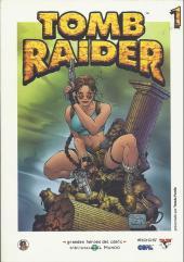 Grandes héroes del cómic -32- Tomb raider 1