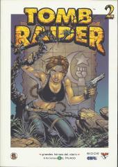 Grandes héroes del cómic -33- Tomb raider 2