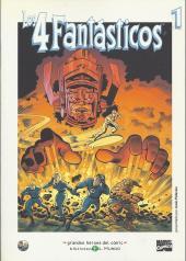 Grandes héroes del cómic -35- Los 4 fantásticos 1