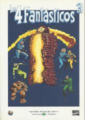 Grandes héroes del cómic -37- Los 4 fantásticos 3