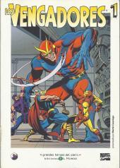 Grandes héroes del cómic -38- Los vengadores 1