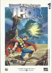 Grandes héroes del cómic -41- El poderoso thor 1