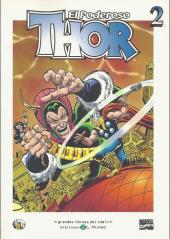 Grandes héroes del cómic -42- El poderoso thor 2