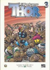 Grandes héroes del cómic -43- El poderoso thor 3