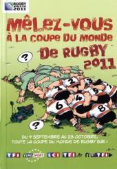 Les rugbymen -HS4- Mêlez-vous à la coupe du monde de rugby 2011