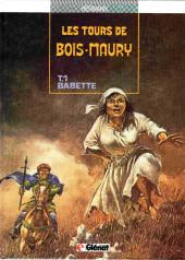 Les tours de Bois-Maury -1a- Babette