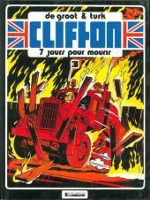 Clifton -3a- 7 jours pour mourir