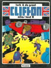 Clifton -4a84- Alias Lord X