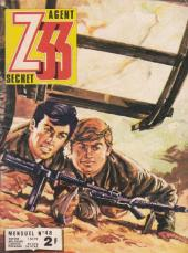 Z33 agent secret -48- Le salaire des rats