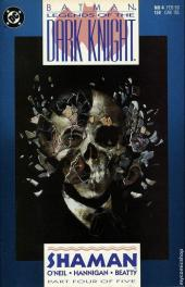 Batman: Legends of the Dark Knight (1989) -4- Shaman 4