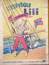 Lili (L'espiègle Lili puis Lili - S.P.E) -4- L'espiègle Lili en croisière