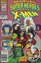 Marvel Super-Heroes (1990) -6- Summer special X-Men