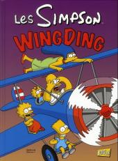 Les simpson (Jungle !) -16- Wing Ding
