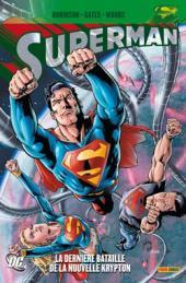 Superman (DC Big Books) -3- La dernière bataille de la nouvelle krypton