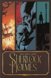 Sherlock Holmes (Moore/Reppion/Campbell) - Sherlock Holmes