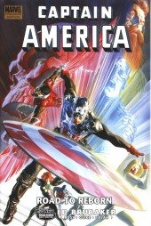 Captain America (2005) -INT10- Road To Reborn
