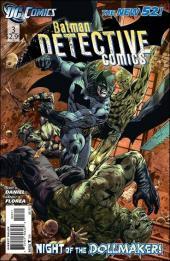 Detective Comics (2011) -3- Cold blood