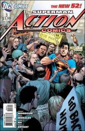 Action Comics (2011) -3- World against Superman