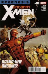 Uncanny X-Men (2011) -1- Everything is sinister