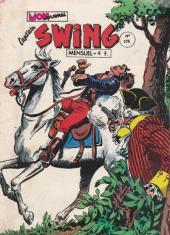 Capt'ain Swing! (1re série) -176- Le vautour et le paralytique
