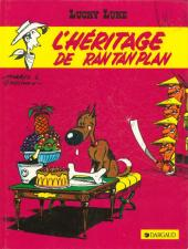 Lucky Luke -41a85- L'héritage de Rantanplan