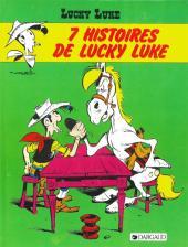 Lucky Luke -42b86- 7 histoires de Lucky Luke